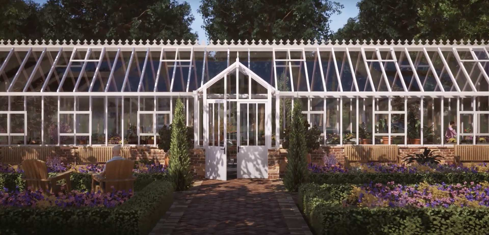 Homefront Greenhouse