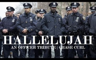 Police Tribute (Hallelujah) – Chase Curl